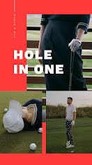 Hole in One - Facebook Story item