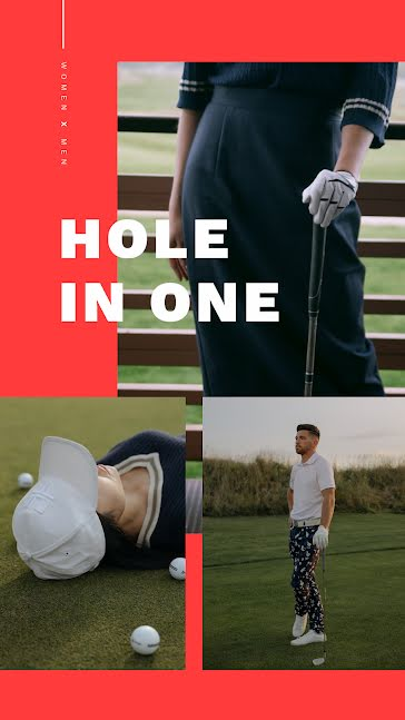 Hole in One - Video template