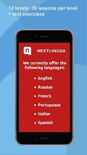 Learn languages Free with Nextlingua. v2.0.22 [Premium + Data] 1