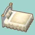 ロイヤルなベッド