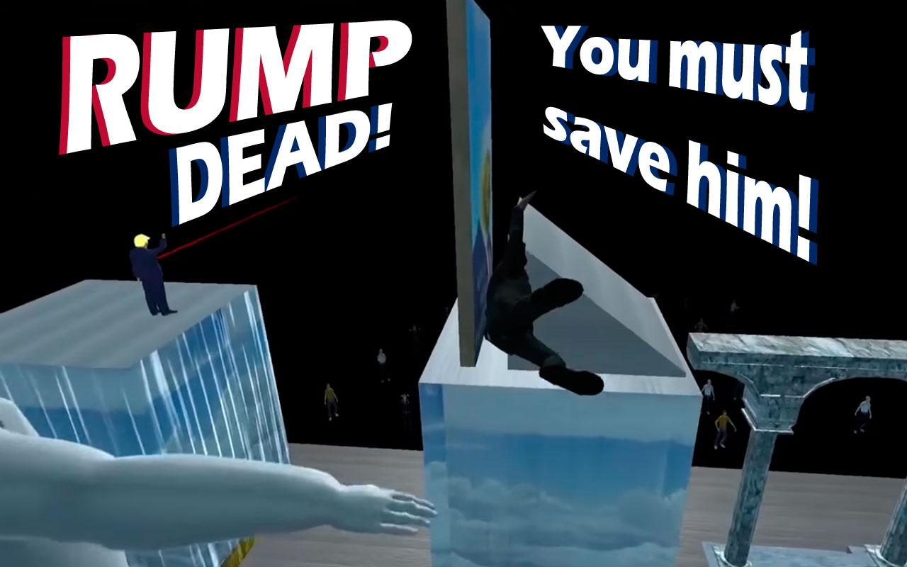 Rump for president 2- screenshot