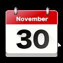 Calendar - Calendar 2019, Reminder, ToDos icon