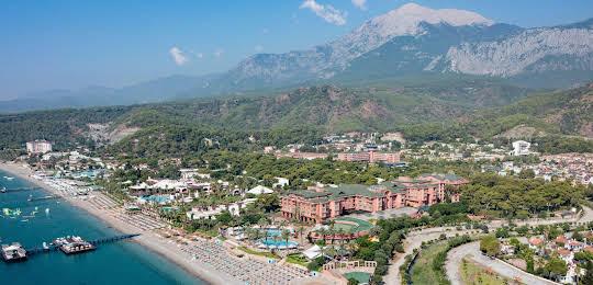 Asteria Kemer Resort (Ex. Asteria Hotel Fantasia)