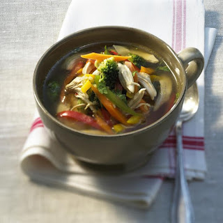 Chicken and Ginger Soup.
