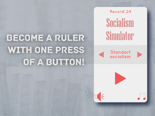 Socialism Simulator - A Country Management Game apkmr screenshots 6