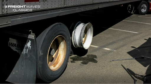 FreightWaves Classics: No matter the size of vehicle, it needs tires