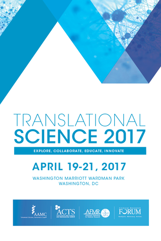 Translational Science 2017- screenshot