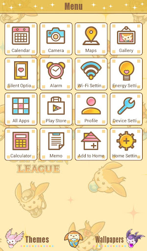 Unison League for +HOME Theme 1.0.0 Windows u7528 2