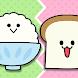 朝食対決!ごはんvsパン -簡単ミニゲーム - - Androidアプリ