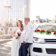 Wedding photographer Konstantin Kopernikov (happyvideofoto). Photo of 17.08.2017