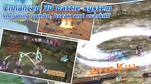 RPG Record of Agarest War screenshot 1