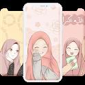 Girls Hijab Wallpaper icon