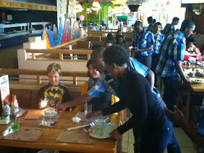 Photo: breakfast at SPUR