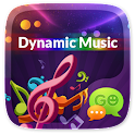 FREE-GO SMS DYNAMICMISIC THEME icon