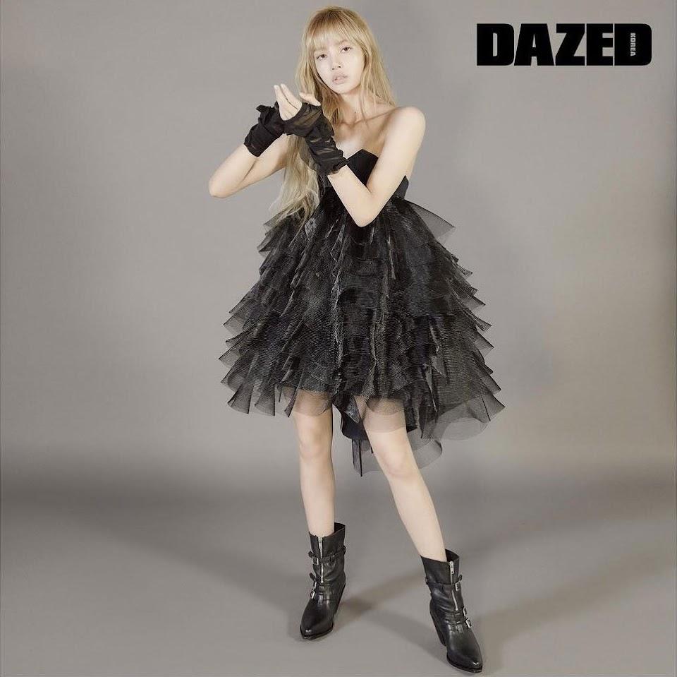 lisa dazed