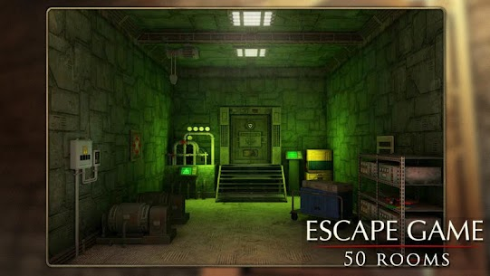 Escape Game: 50 rooms 1 Mod Apk (Unlimited Hints) 4