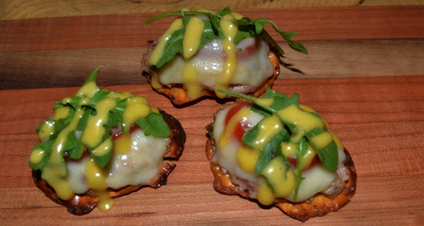 Ham And Cheese Snack Bites Recipe