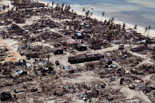 Mozambique seeks funding to rebuild cyclone-battered cities