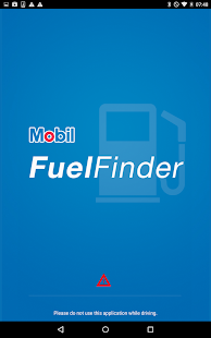 Mobil Fuel FInder- screenshot thumbnail