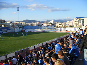 Photo: 18/10/09 v Levadiakos (Greek Super League) 3-0 - contributed by Dave DJ Johnston