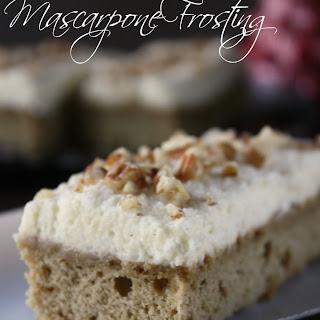 Mascarpone Vanilla Bean Frosting Recipes