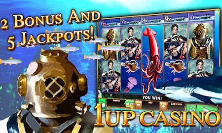 Slot Machines - 1Up Casino 1.6.3 screenshot 327943