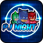 Tải Pj Night Masks Kids APK