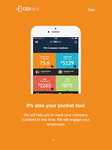 CEOdeck - All numbers, one app- screenshot thumbnail