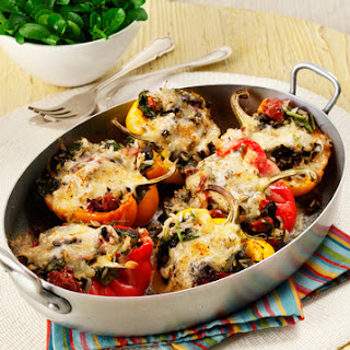 Mediterranean Stuffed Peppers Recipes