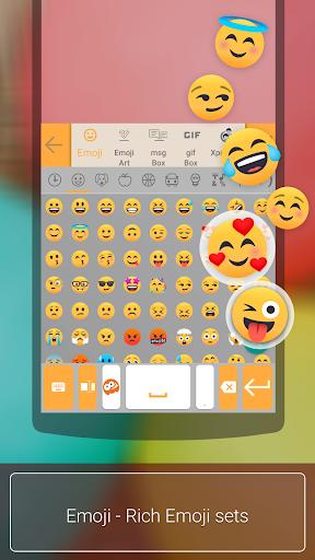 German for ai.type Keyboard  screenshots 2
