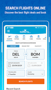 Download EaseMyTrip – Cheap Flights, Hotels, Bus & Holidays App For Android 2