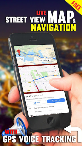 Street View Live Maps, GPS Navigation Directions 1.3.1 screenshots 1