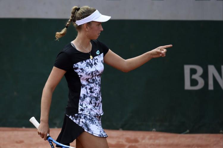 Elise Mertens a bien analysé son prochain adversaire