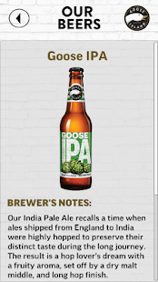 Goose Island Beer Company- screenshot thumbnail