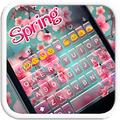 Spring Flowers Messages Theme