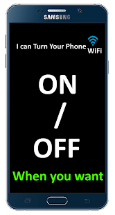 WiFi OnOff PRO Screenshot