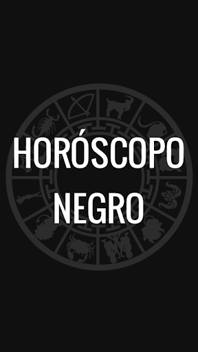 Horóscopo Negro 1.3.2 screenshots 1