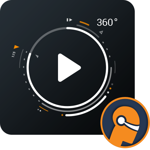 FD VR Player - for 360 Youtube file APK Free for PC, smart TV Download