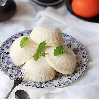 Steamed Rice Flour Cake Recipes.