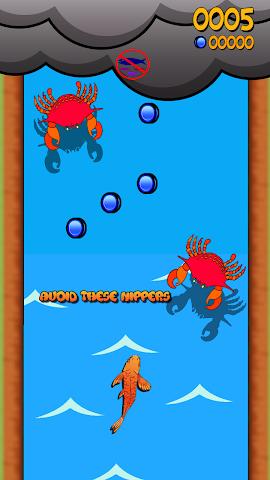 android Mr.Fishy Screenshot 1