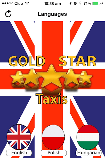 Gold Star Taxis