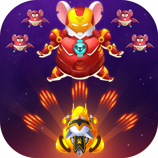 Cat Invaders -  Galaxy Attack Space Shooter file APK for Gaming PC/PS3/PS4 Smart TV