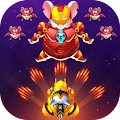Cat Invaders - Galaxy Attack Space Shooter APK