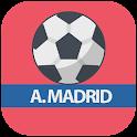 Madrid Football News: Atlético icon