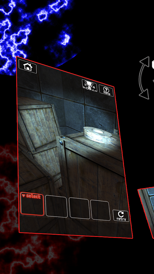 Escape Game - Prison- screenshot