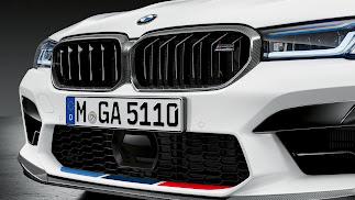Automotor Costa muestra los BMW Serie 5 y BMW M5, con  los accesorios M Performance