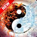 Yin Yang Wallpaper icon