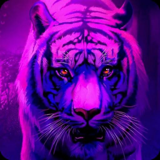 App Insights: Tiger King Neon Roar | Apptopia