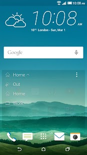 HTC Sense Home- screenshot thumbnail