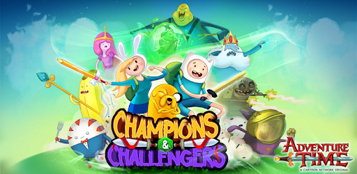 Champions and Challengers - Adventure Time MasterMod free unlock heroes